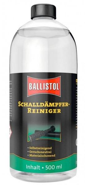 Ballistol Schalldämpfer- Reiniger 500ml