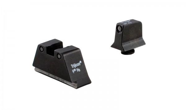 Trijicon Bright & Tough Schalldämpfer Visierung - Glock Standard Rahmen