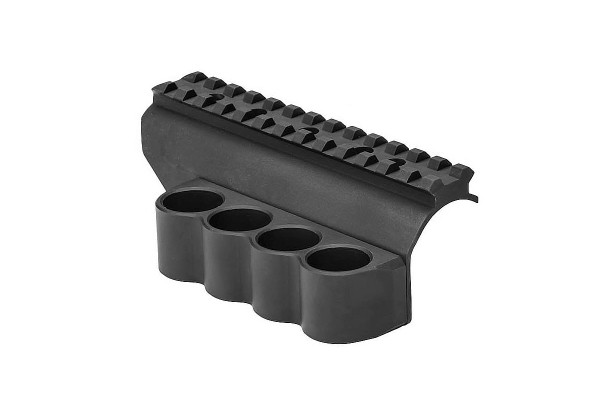 Mesa Tactical SureShell Carrier and Rail for Benelli M4