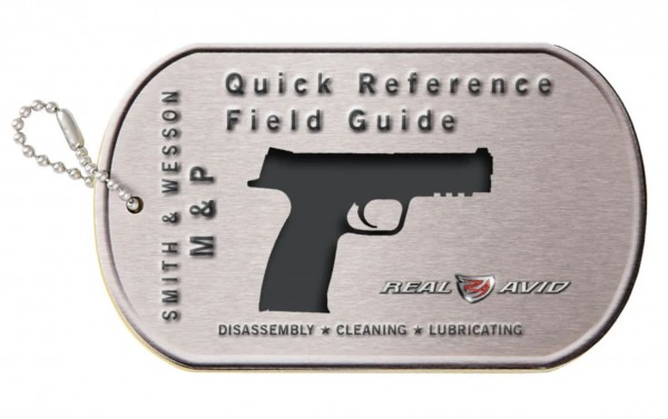 Real Avid Smith & Wesson M&P Field Guide