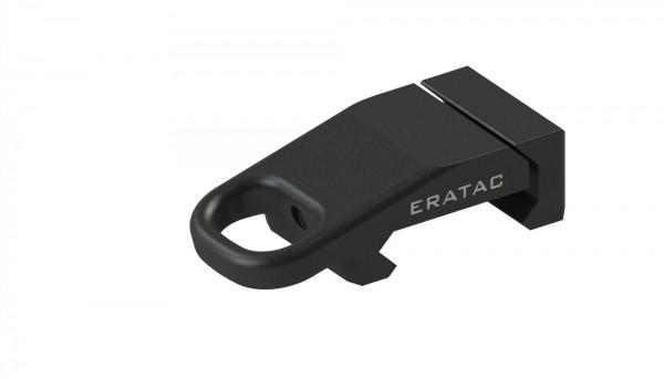 ERATAC Adapter für HK-Karabinerhaken, seitlich
