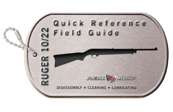 Real Avid Ruger 10/22 Field Guide