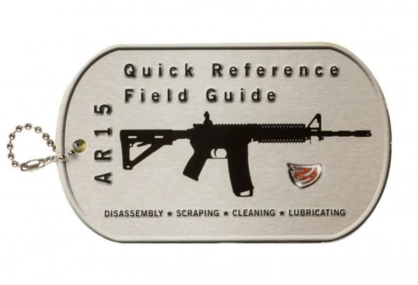 Real Avid AR15 Field Guide