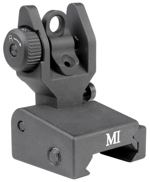 Midwest Industries Same Plane Low Profile Rear Sight