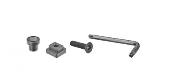 ERATAC Umbausatz für Harris-Adapter mit Riemenbügelkopf