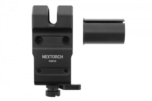 Nextorch RM30 Picatinny Light Mount for TA30 Flashlight