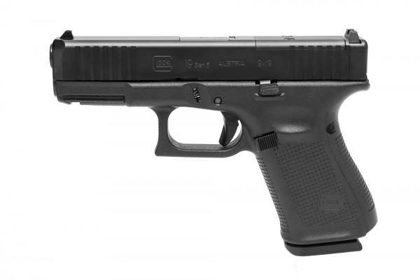 Glock 19 Gen.5 MOS FS