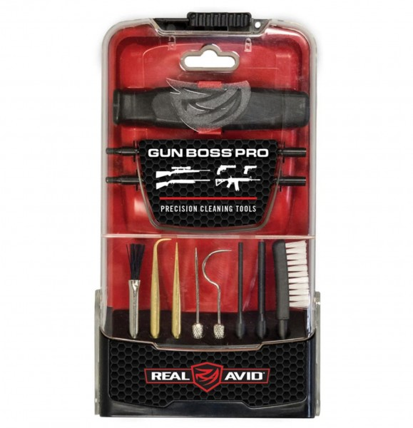 Real Avid Gun Boss Pro - Precision Cleaning Tools