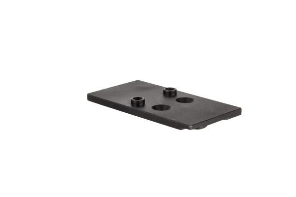Trijicon RMR cc Pistolen Adapter Platte für Full Size Glock MOS Pistolen