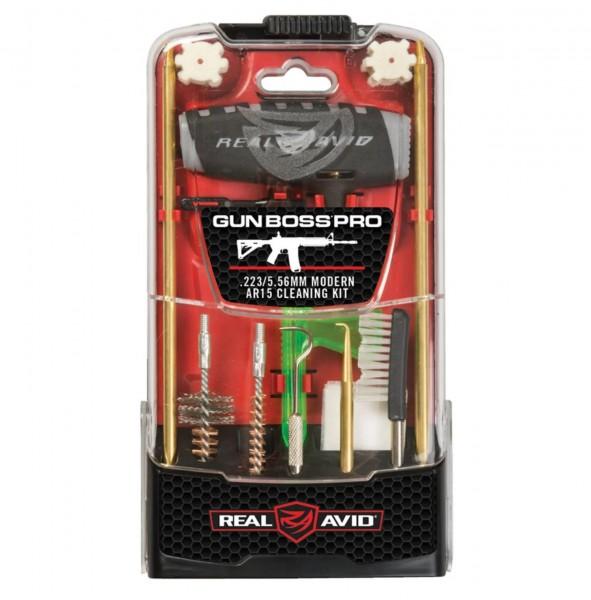 Real Avid Gun Boss Pro - AR15 Cleaning Kit